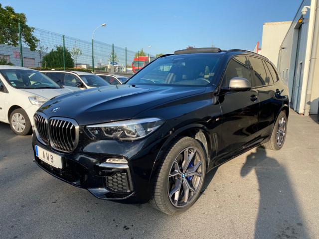 4 X 4  BMW X5