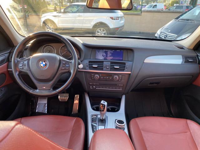 4 X 4  BMW X3