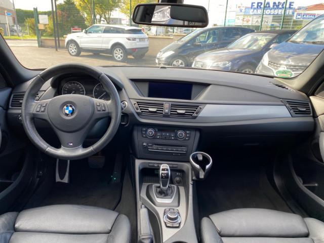 4 X 4  BMW X1
